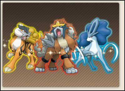 Pokémon événement pour toutes versions Pokemon (comme pokemon soul silver, ...)