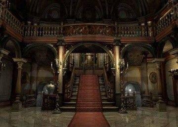 Le grand escalier 1