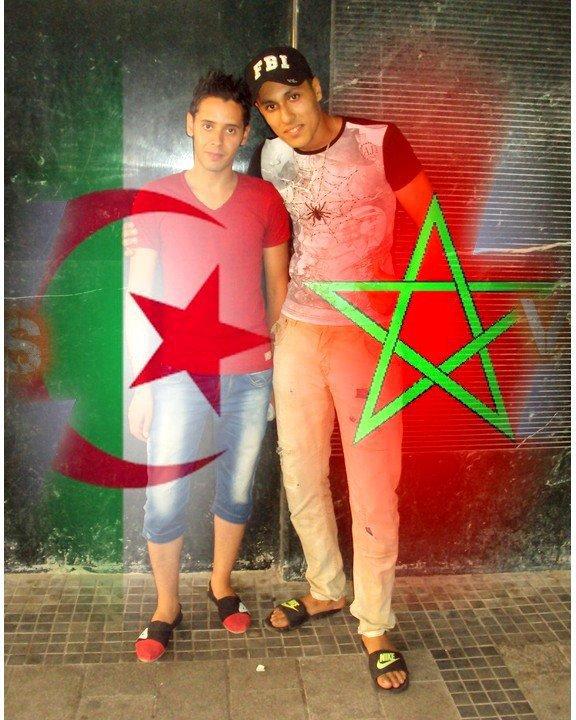 algerie = maroc