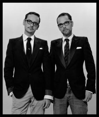 le duo viktor rolf va cr er une collection unique pour h m cet automne haute couture. Black Bedroom Furniture Sets. Home Design Ideas