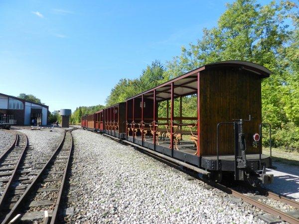 l'APPEVA. Le P'tit train de la Haute Somme-Dimanche 30 septembre 2012 -2