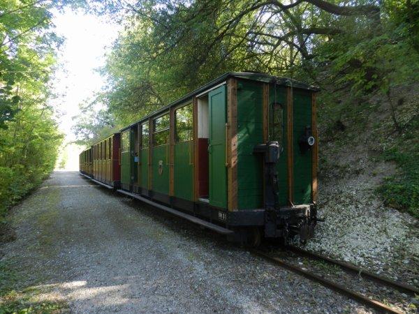 l'APPEVA. Le P'tit train de la Haute Somme-Dimanche 30 septembre 2012 -3