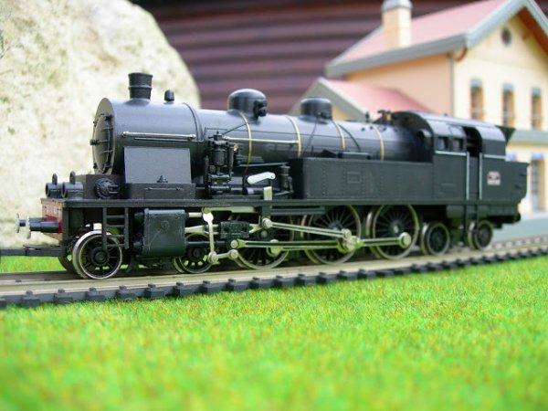 Mes locomotives à vapeur (1)