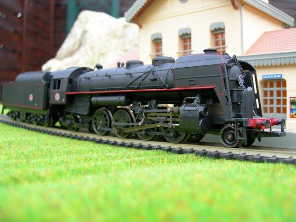 Mes locomotives à vapeur (2)