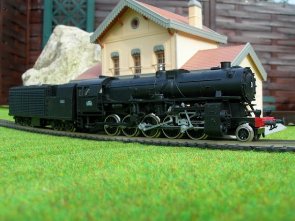 Mes locomotives à vapeur (3)