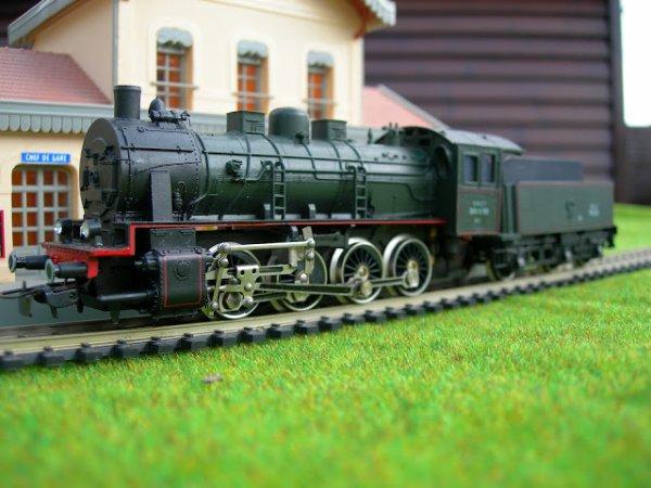 Mes locomotives à vapeur (4)