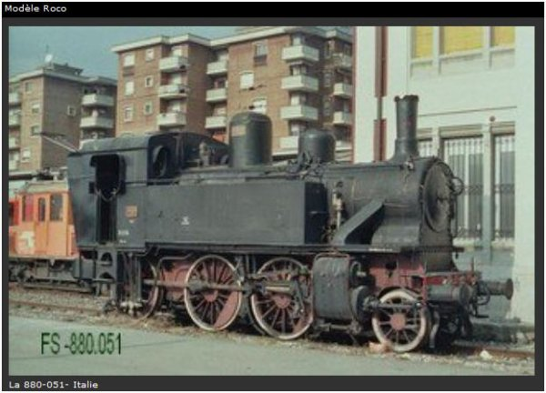 Mes locomotives à vapeur  (5)
