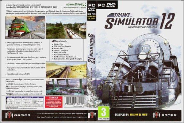 Mes jeux vidéo PC sur les chemins de fer et la conduite des trains