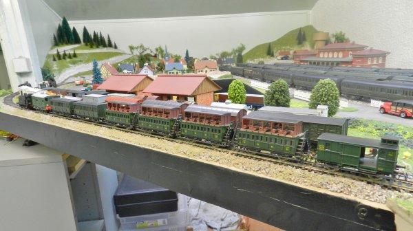 La grande guerre et les trains(1)
