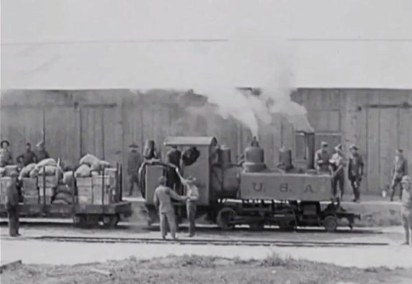 Le chemin de fer militaire de la grande guerre (3)