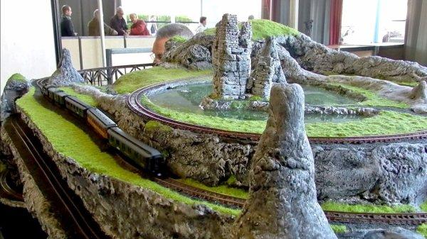 TROLLSTIGEN - RailExpo Pontoise 2014 (1)