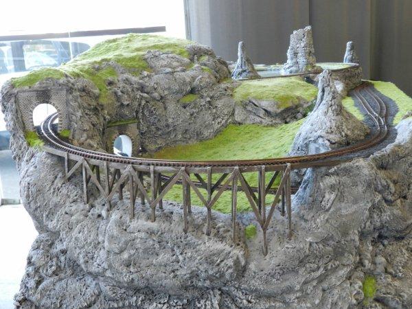 TROLLSTIGEN - RailExpo Pontoise 2014 (2)