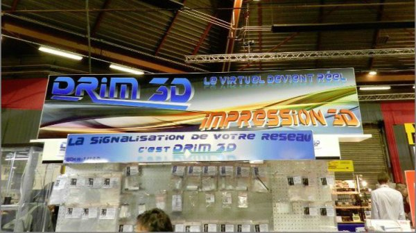 ExpoRail Pontoise 2014 -DRIM Impression 3D (1)