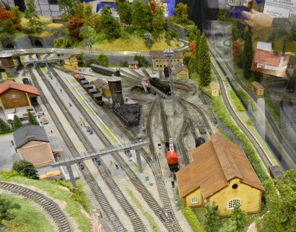 ExpoRail Pontoise 2014 -DRIM Impression 3D (3)