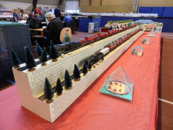 EXPOTRAIN à Goussainville 7/8 février 2015 - Le train cirque (3)