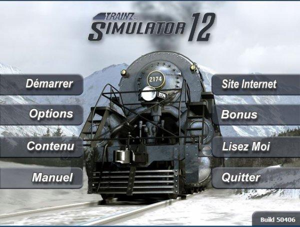 Mes jeux PC - Acela Express dans Trainz Simulator (v)