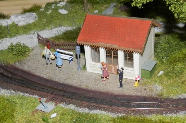 Ma visite à Tergnier Model'Expo 2016 - La mini maquette (2)