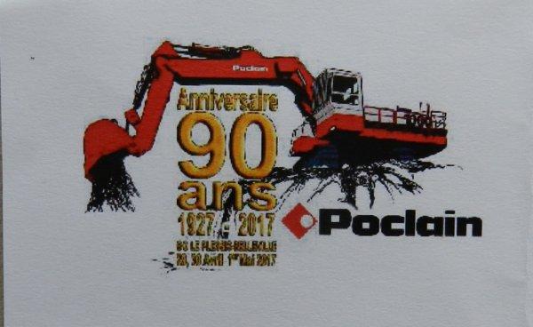 29, 30 avril et 1er mai 2017 – 90ème anniversaire de Poclain – Au Plessis Belleville (1)