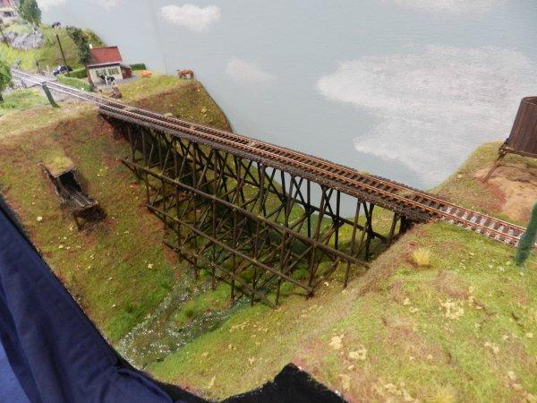 Ma visite à Tergnier Model'Expo 2016 - Petite usine à charbon(2)