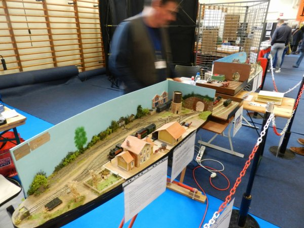 Ma visite à Tergnier Model'Expo 2016 - Les tables à repasser (4)