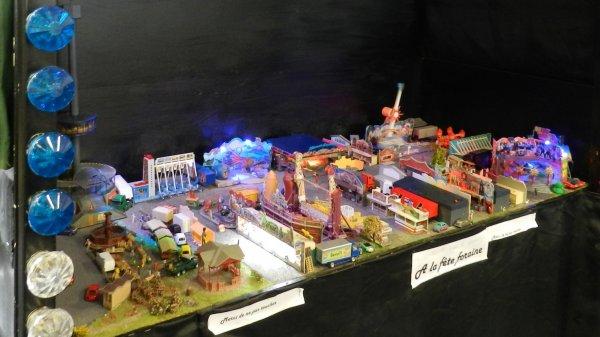 Ma visite à Tergnier Model'Expo 2016 -Fête foraine (1)