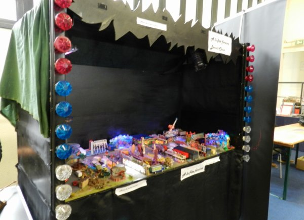 Ma visite à Tergnier Model'Expo 2016 -Fête foraine (2)