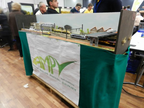 Ma visite à Tergnier Model'Expo 2016 - AMPV (2)