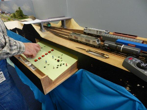 Ma visite à Tergnier Model'Expo 2016 - Le module Junior (2)
