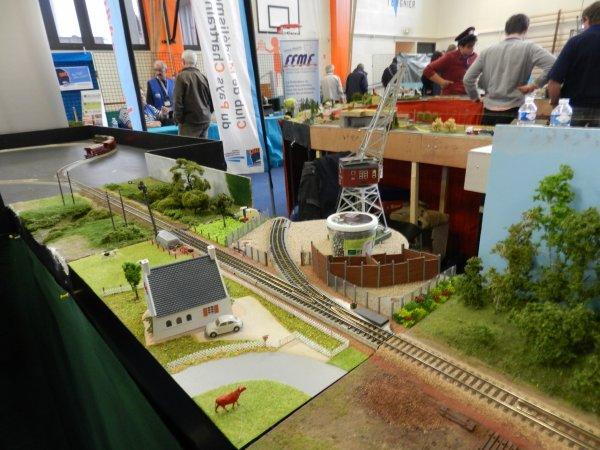 Ma visite à Tergnier Model'Expo 2016 - Le module Junior (3)