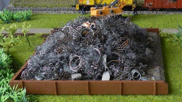 Mon réseau - Un dépôt à ferraille (2)