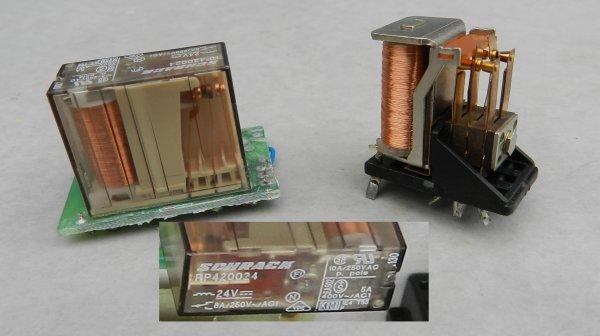 Mon réseau - Les relais électromécaniques (3)