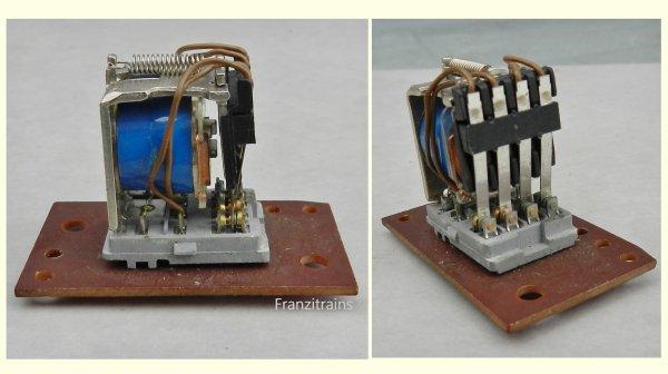 Mon réseau - Les relais électromécaniques (4)
