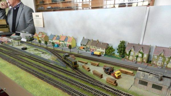 Article secretMa visite au Cercle Ferroviaire de Nancy - La commande des trains par ordinateur  (2)