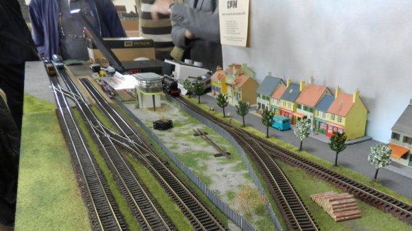 Ma visite au Cercle Ferroviaire de Nancy - La commande des trains par ordinateur  (3)