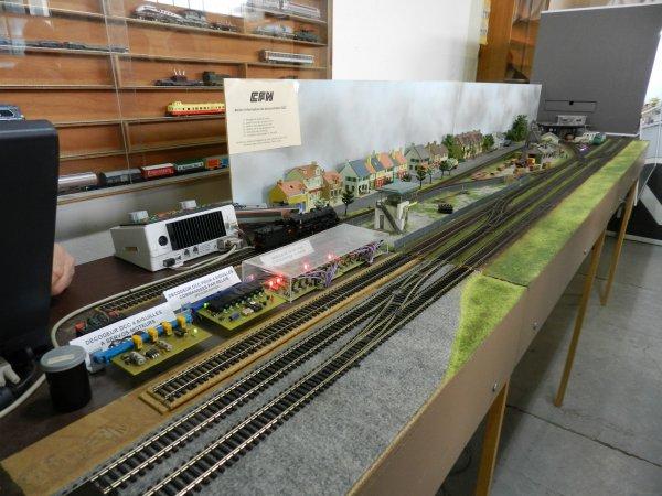 Ma visite au Cercle Ferroviaire de Nancy - La commande des trains par ordinateur (5)