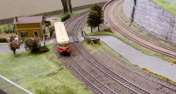 Ma visite au Cercle Ferroviaire de Nancy - le réseau HO (7)