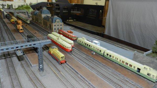 Ma visite au Cercle Ferroviaire de Nancy - le réseau HO (8)