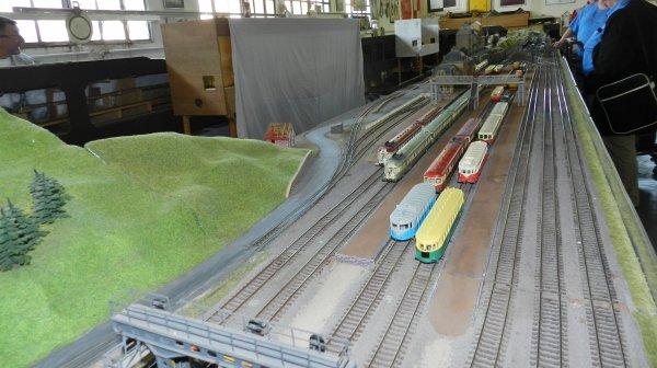 Ma visite au Cercle Ferroviaire de Nancy - le réseau HO (11)