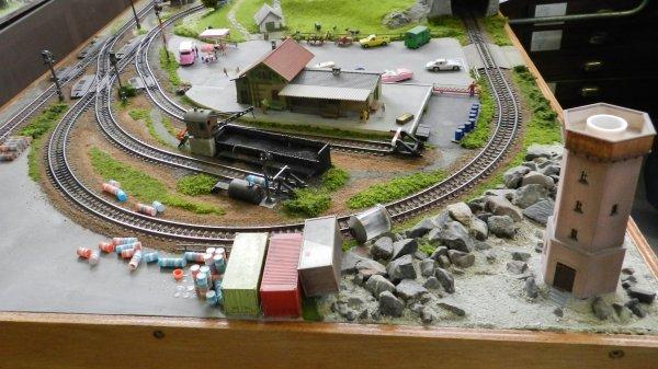 Ma visite au Cercle Ferroviaire de Nancy - les maquettes (3)
