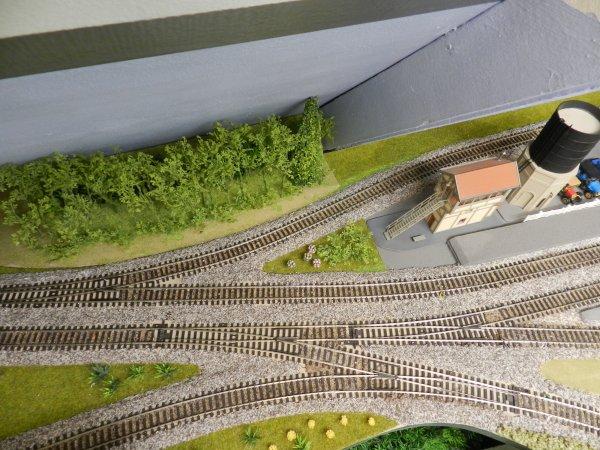 La page du bricoleur - Les aiguillages du réseau ferroviaire (6)