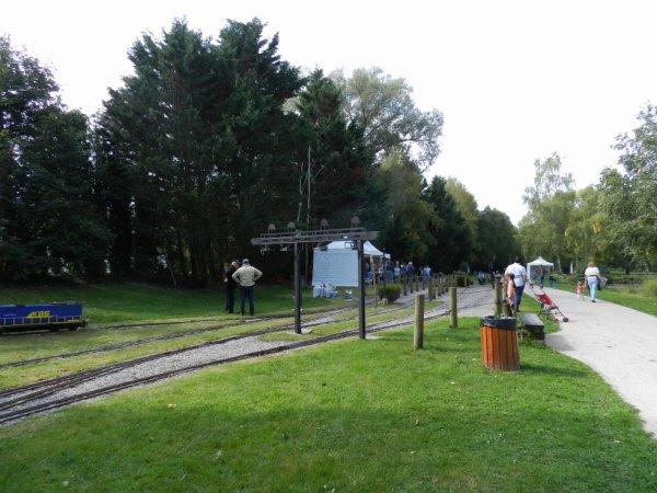 Ma visite à Villers St Paul - Les Amis de la Vapeur de l'Oise.(8).