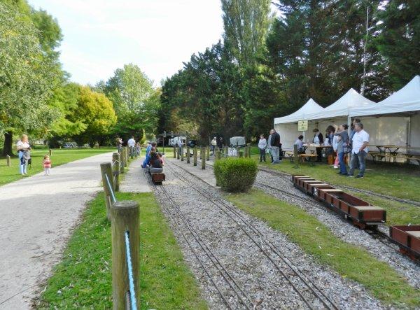 Ma visite à Villers St Paul - Les Amis de la Vapeur de l'Oise et le C.m.n.s Senlis (2)