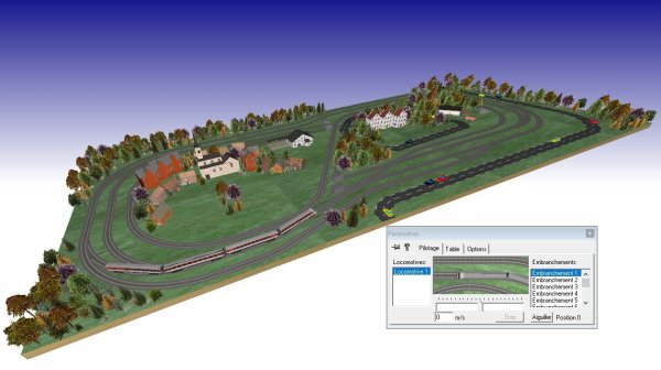 Mes jeux vidéos - Clic & Go  Kit Train électrique 3 D  installé sur Windows 10  (v)