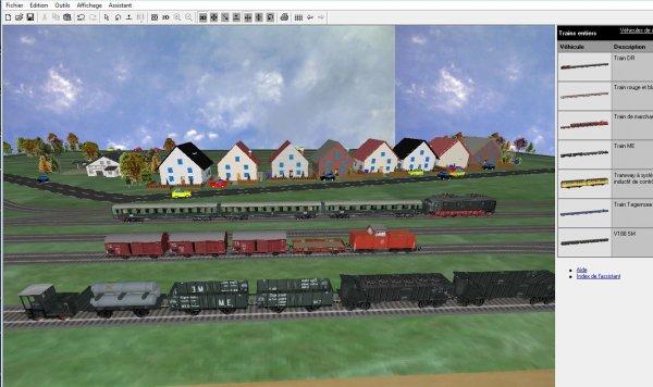 Mes jeux PC - Clic & Go Kit train électrique 3D - Réaliser plans et maquettes (5)