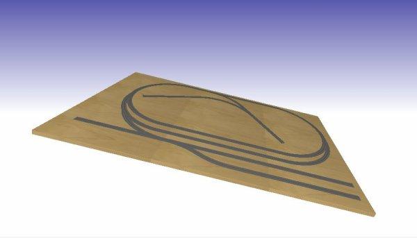 Mes jeux PC - Clic & Go Kit train électrique 3D - Réaliser plans et maquettes (1)
