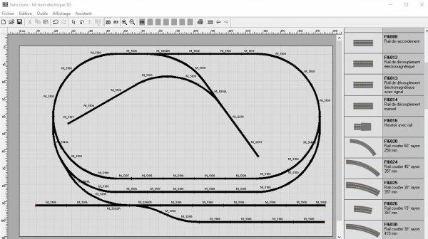 Mes jeux PC - Clic & Go Kit train électrique 3D - Réaliser plans et maquettes (2)