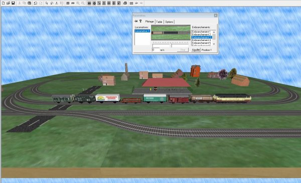 Mes jeux PC - Clic & Go Kit train électrique 3D - Réaliser plans et maquettes (3)