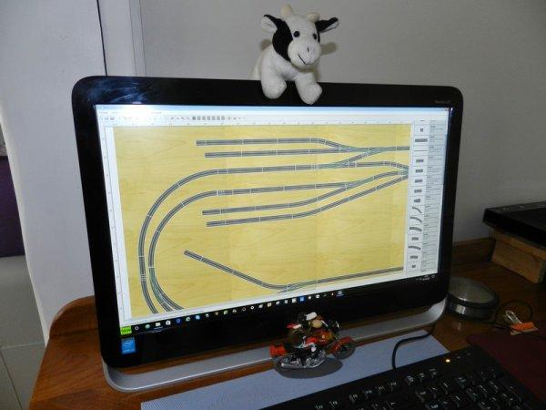 Mes jeux vidéos - Clic & Go Kit Train électrique 3 D installé sur Windows 10 (8)
