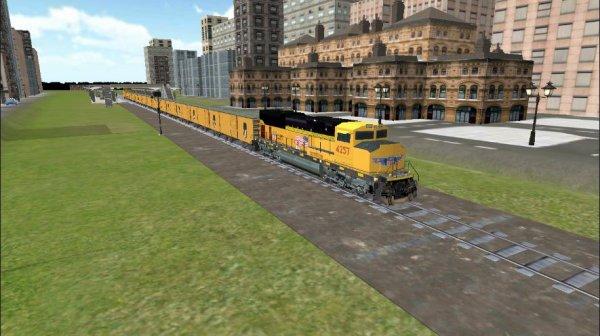 La simulation des trains sur les applications Androïd Google Play sur PC(2)