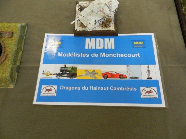 Ma visite à Monchecourt 59 - Modelmania, 5éme salon. (c1)